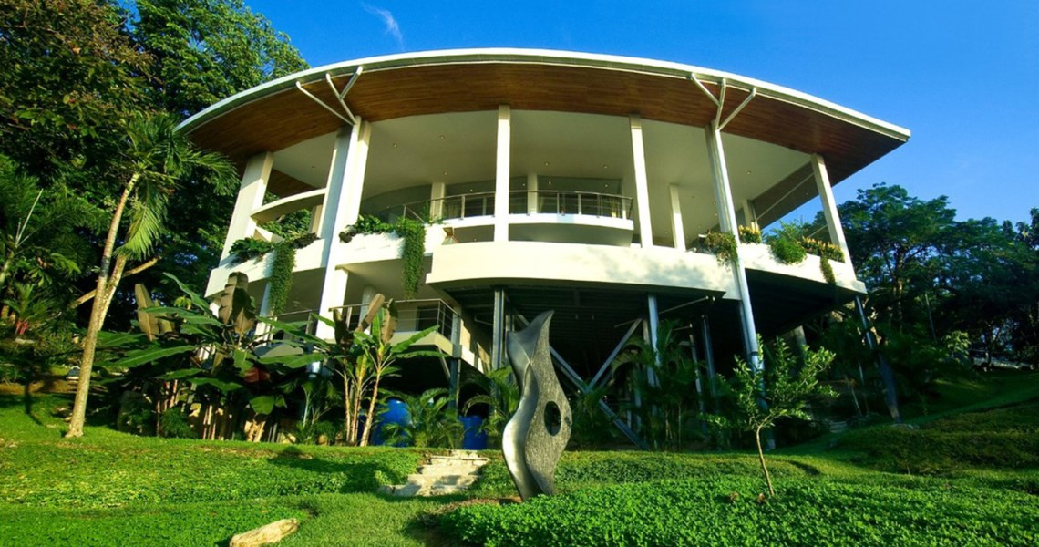 Remax real estate, Costa Rica, Manuel Antonio, Casa Las Nubes