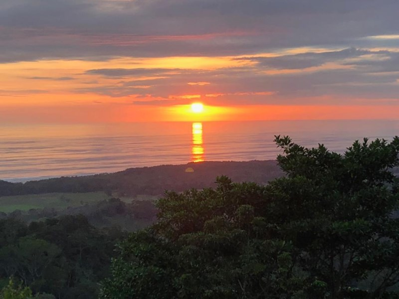 Remax real estate, Costa Rica, Hatillo, Desirable 3 acre parcel with whitewater views in Hatillo