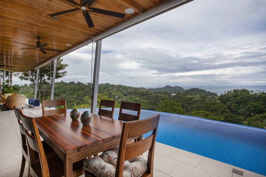 Remax real estate, Costa Rica, Manuel Antonio, Casa Pura Vista