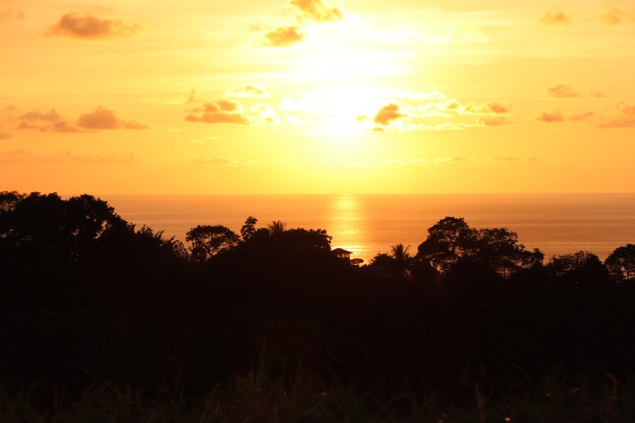 Remax real estate, Costa Rica, Ojochal, THERE ARE TIMES WHEN ONLY THE BEST WILL DO....11.26 acre ESTATE LOT with 360-DEGREE views!