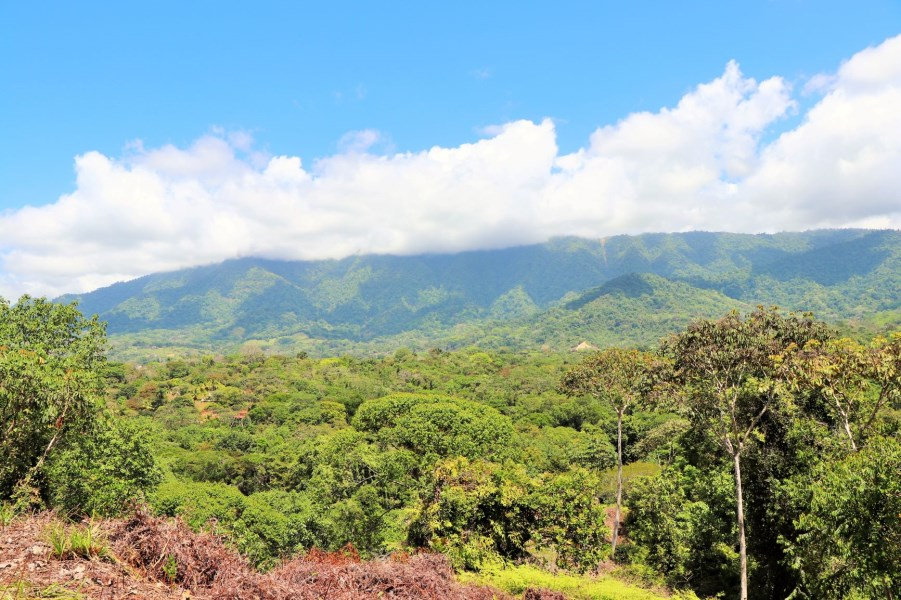 Remax real estate, Costa Rica, Ojochal, FINCA MARANON, Lot #3. BEST SEATS IN THE HOUSE FOR MOUNTAIN & VALLEY VIEWS!
