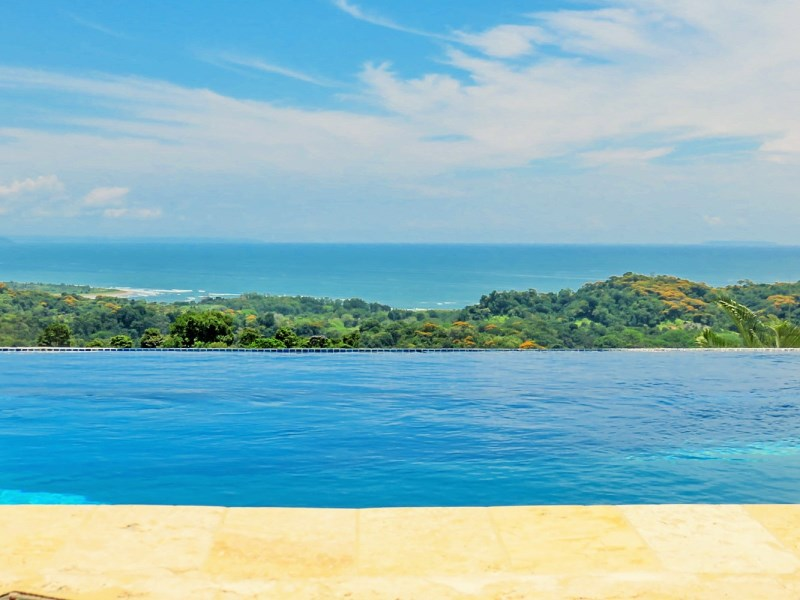 """Remax real estate, Costa Rica, Ojochal, HAS ALL THE """"I WANTS"""" WITH SPECTACULAR OCEAN, MOUNTAIN AND SUNSET VIEWS!."""