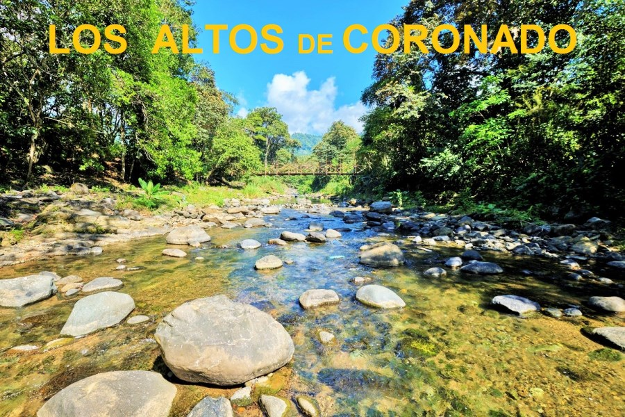 Remax real estate, Costa Rica, Tres Rios, Let REAL ESTATE work for you! Development with ocean & mountain views, river frontage & waterfalls!