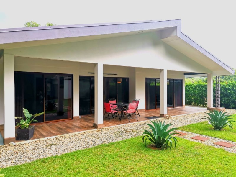 Remax real estate, Costa Rica, Uvita, Beautiful Contemporary Home in Bahia with walking distance to Playa Chaman