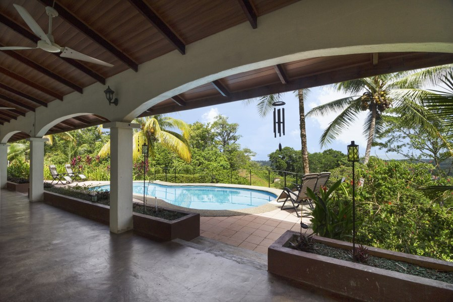 Remax real estate, Costa Rica, Uvita, Hacienda Uvita, 4 Bedroom plus Casita close to the action!