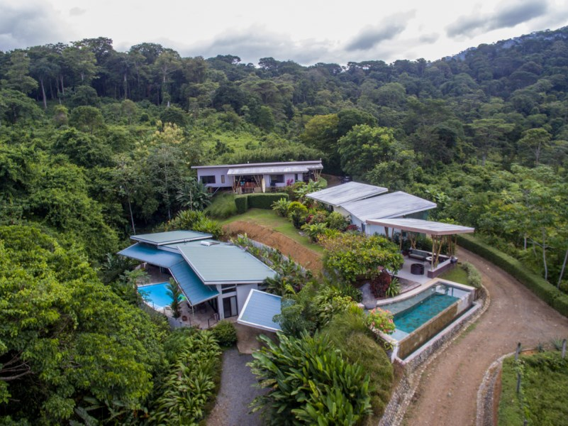 Remax real estate, Costa Rica, Uvita, Oceanview Boutique Hotel and Two Homes in Uvita