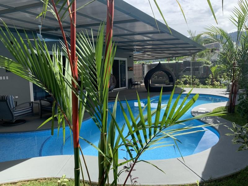 Remax real estate, Costa Rica, Uvita, Uvita Retreat Beach House. Stunning 3 bed 2 baths. Spa-like Atmosphere