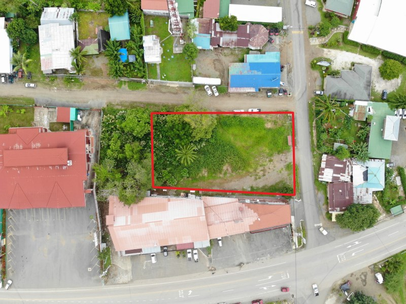 Remax real estate, Costa Rica, Uvita, Amazing location to start a business in the bustling town center of Uvita!