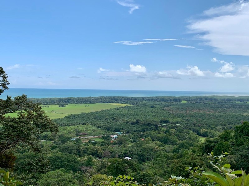 Remax real estate, Costa Rica, Matapalo, Breaking Ocean View Lot, Manuel Antonio Sunsets and Mountains view.