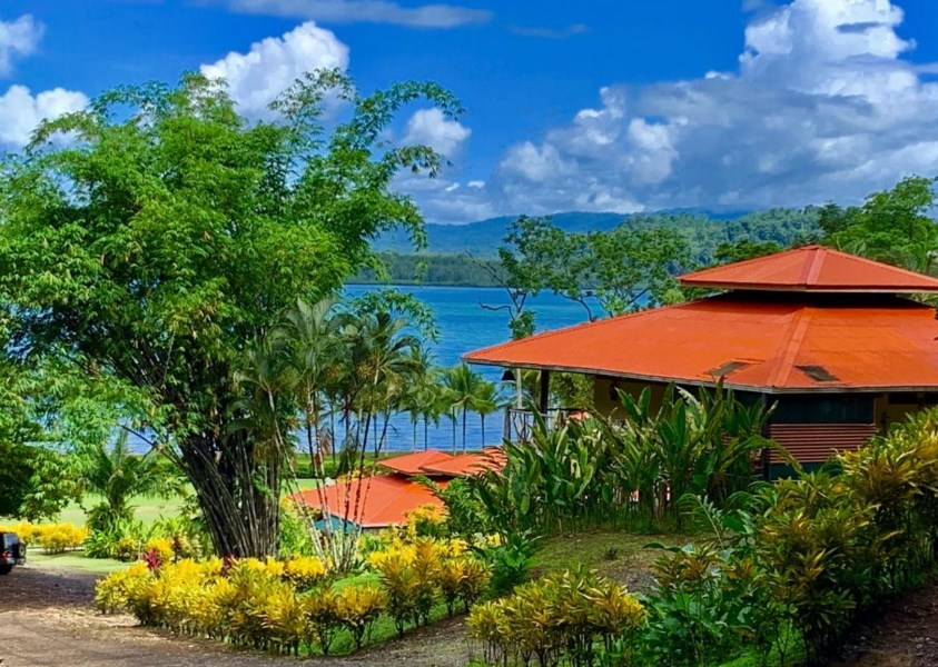 Remax real estate, Costa Rica, Rincon, Osa Peninsula, Rincon: Villas Corcovado - a waterfront masterpiece!
