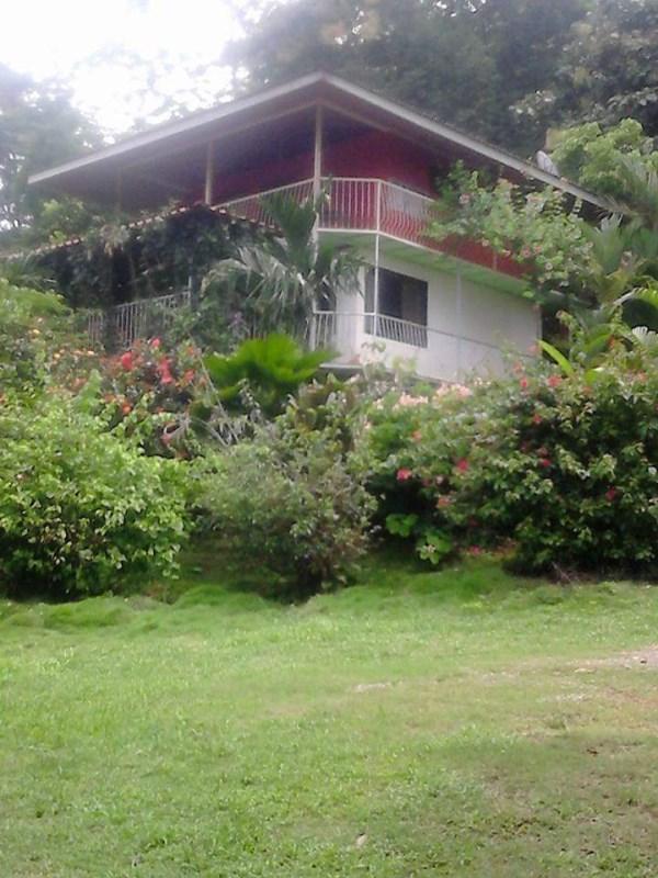 Remax real estate, Costa Rica, Quepos, House For Sale with Extra Cabin $300,000 Savegre, Quepos.