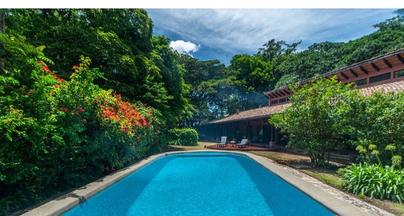 Remax real estate, Costa Rica, Escazú, Casa Magnolia, a Luxury Home in Premium, Escazu. J