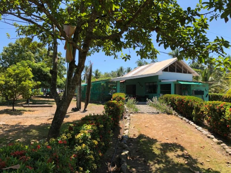 Remax real estate, Costa Rica, Parrita, For Sale Beach House in Playa  Palo seco 8 km of quiet beach and  Manuel Antonio view.