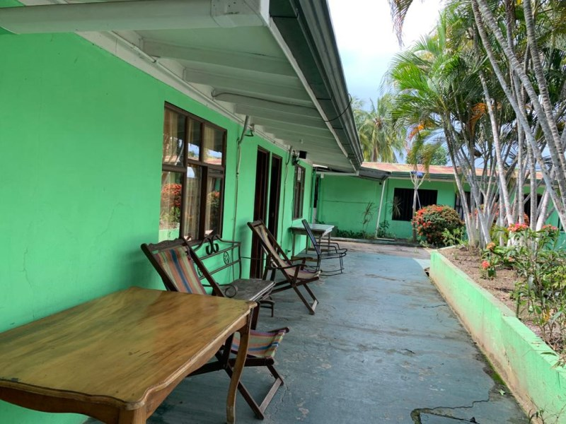 Remax real estate, Costa Rica, Caldera, For sale big property  with 7 cabins for nightly rental