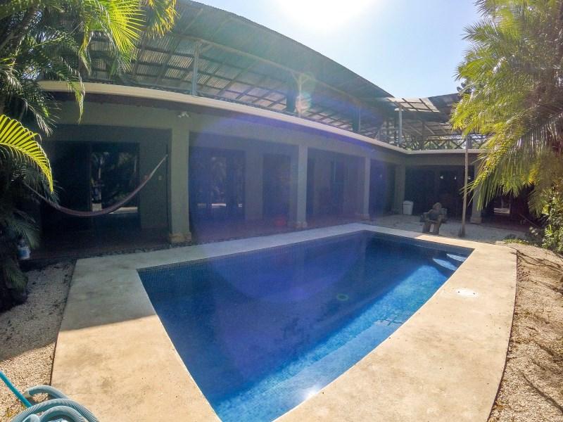 Remax real estate, Costa Rica, Samara, Casa Cantarrana