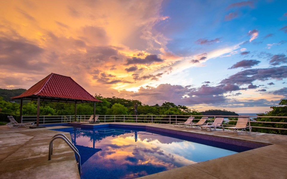 Remax real estate, Costa Rica, Papagayo, Breathtaking ocean front condo