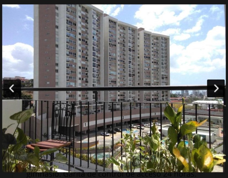 Remax real estate, Panama, San Miguelito - Victoriano Lorenzo, 13-0040 Bright Apartment in Ricardo J. Alfaro