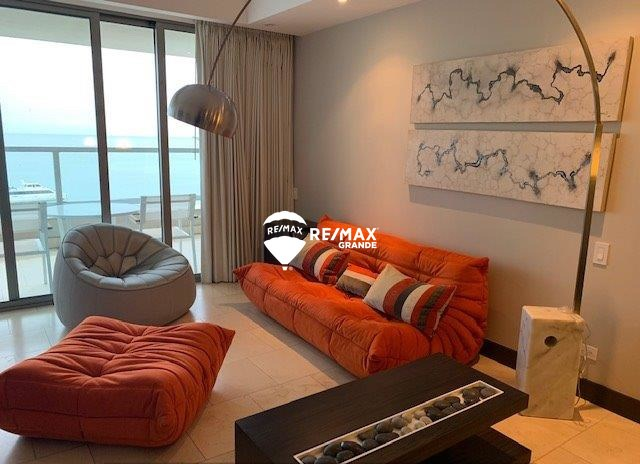 Remax real estate, Panama, Panamá - Punta Pacifica, PH TOC Bayloft for Rent - Punta Pacifica