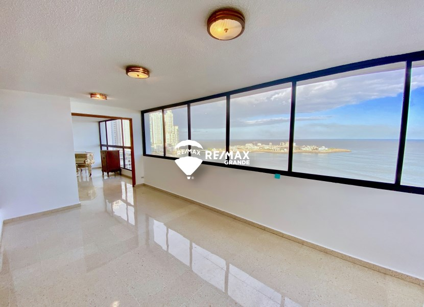 Remax real estate, Panama, Panamá - Punta Paitilla, PH Winston Churchill Ocean View - Punta Paitilla