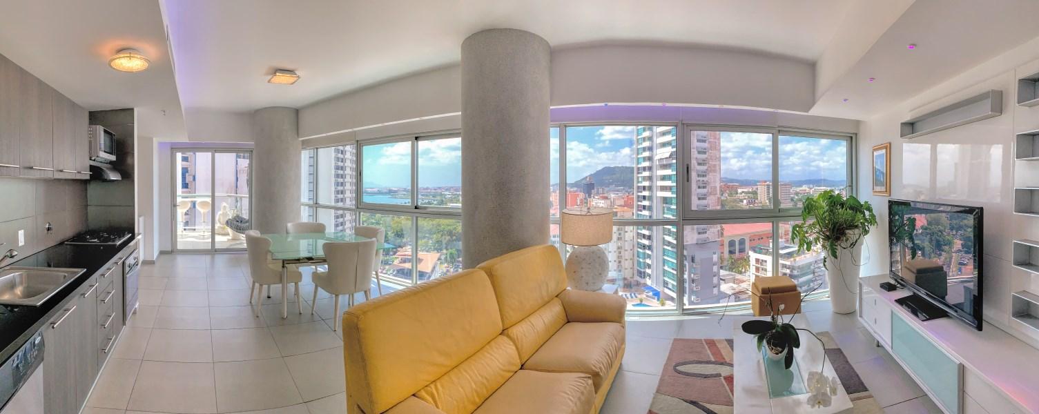 Remax real estate, Panama, Panamá - Bella Vista, APARTAMENT FOR SALE OR RENT AT PH YACHT CLUB TOWER