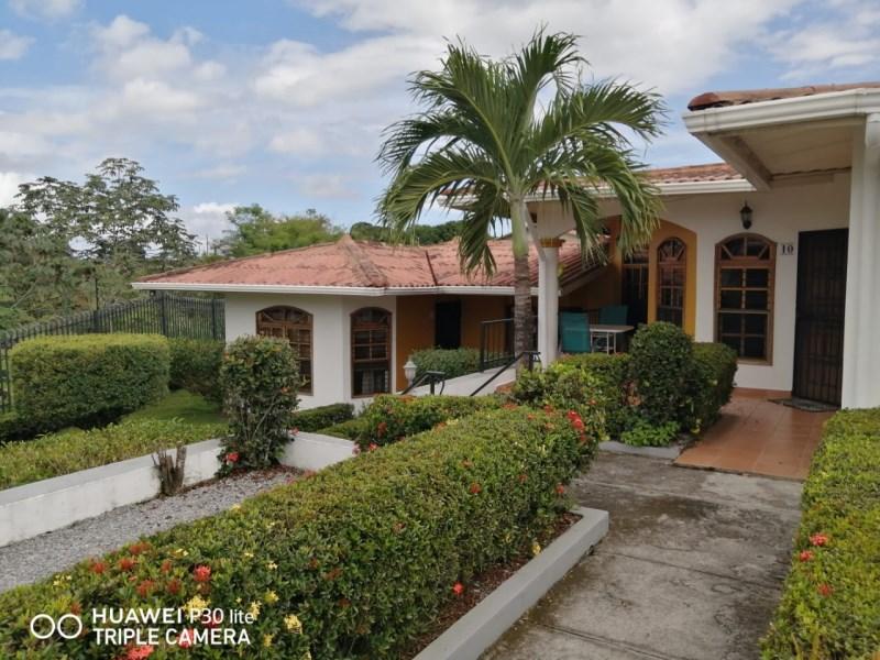 Remax real estate, Panama, Chiriquí Montaña - David, Premium 2BR Condo in Gated Community with Pool