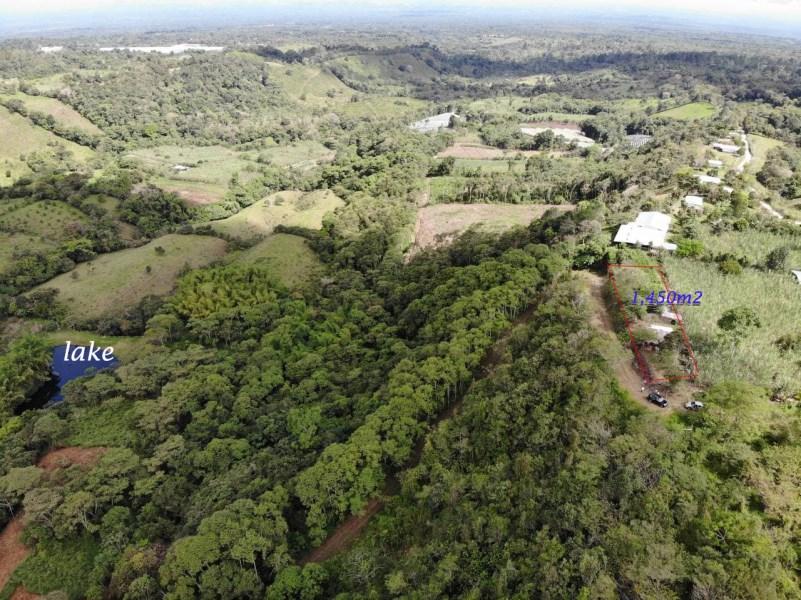 Remax real estate, Panama, Dolega - Potrerillo, Lot with wonderful view
