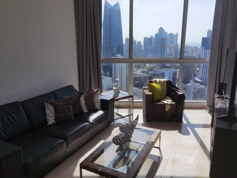 Remax real estate, Panama, Panama - Bella Vista, Furnished Apartment with Unbeatable View