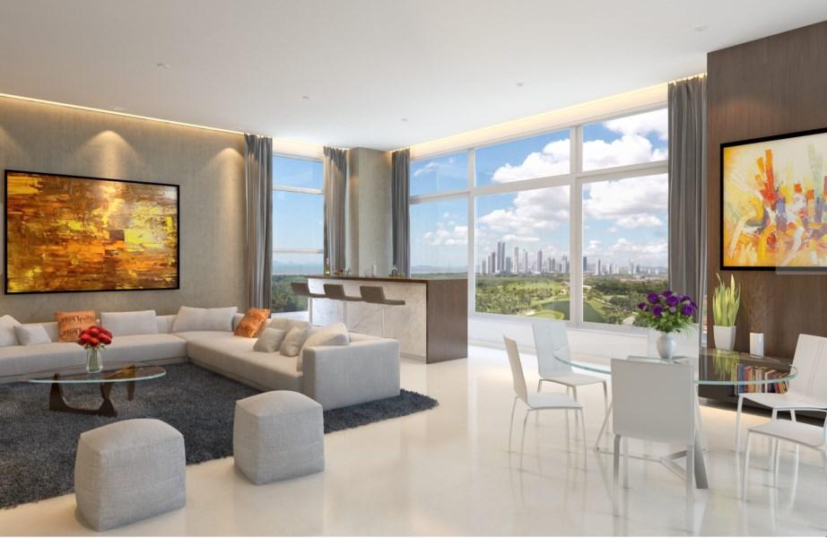 RE/MAX real estate, Panama, Panama - Santa Maria, Luxury apartment in Albatross