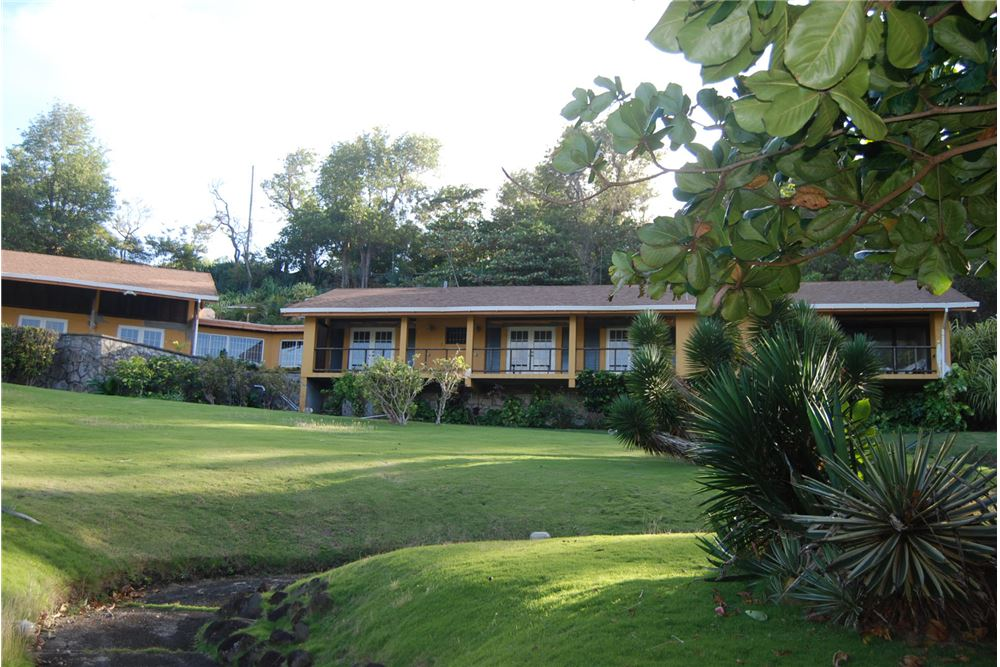 RE/MAX real estate, Grenada, Westerhall Point, Residence on Two Acres of Waterfront Land...