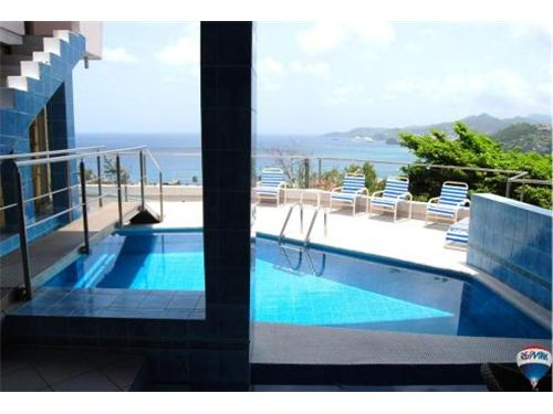 RE/MAX real estate, Grenada, Grand Anse, A Hillside Site with Awe Inspiring Views...