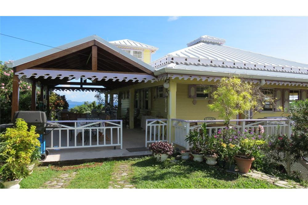 RE/MAX real estate, Grenada, Sauteurs, A Unique Luxurious Caribbean Villa Hideaway.....