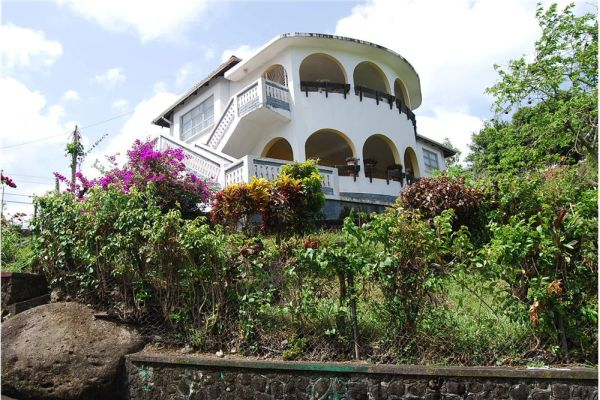 RE/MAX real estate, Grenada, Saint Mark Village,  Two Storey Family Home