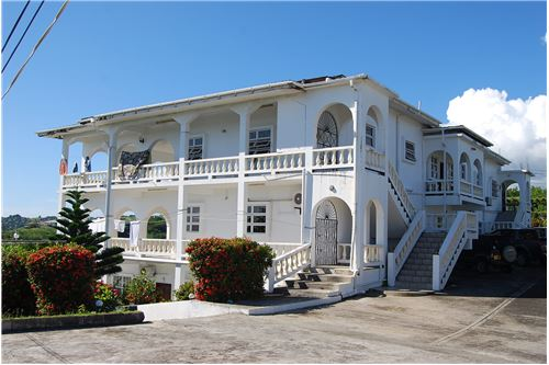 RE/MAX real estate, Grenada, Lance aux Epines, Stunning Three Storey Residential Building ....