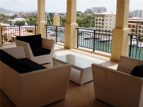 "RE/MAX real estate, St. Maarten, Cupecoy, ""Cupecoy, Porto-Cupecoy 2 Bedrooms Condo"""