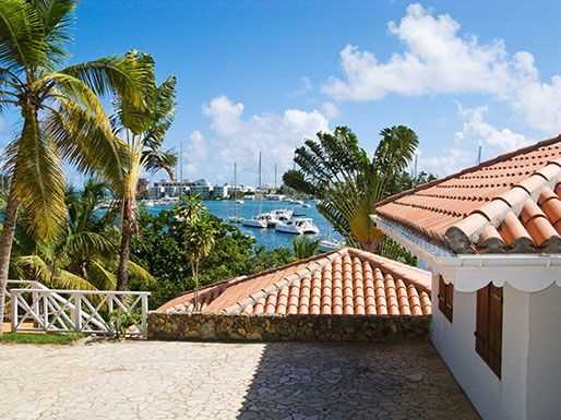 RE/MAX real estate, St. Maarten, Oyster Pond, Villa Coralita- French Oyster Pond