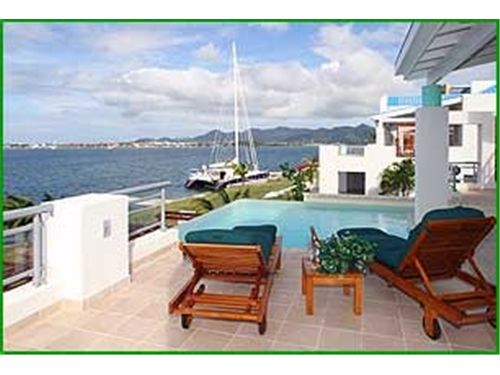 RE/MAX real estate, St. Maarten, Maho Area, Aqua Marina Lagoon Front Villa (MV3)