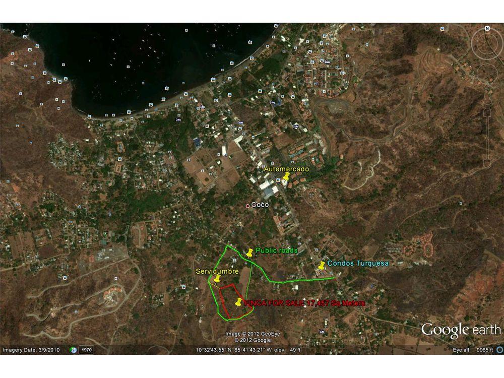 Remax real estate, Costa Rica, Playa del Coco, Playas del Coco Coco Development Land