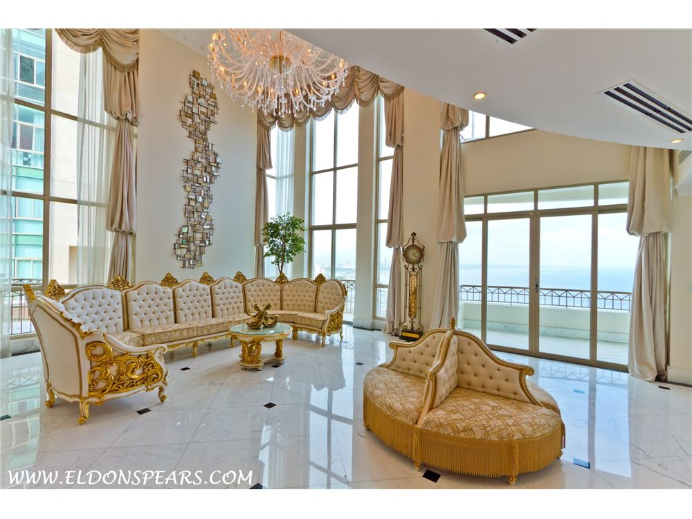 Remax real estate, Panama, Panamá - Punta Pacifica, Pacific Point Penthouse Panama City - $2,995,000