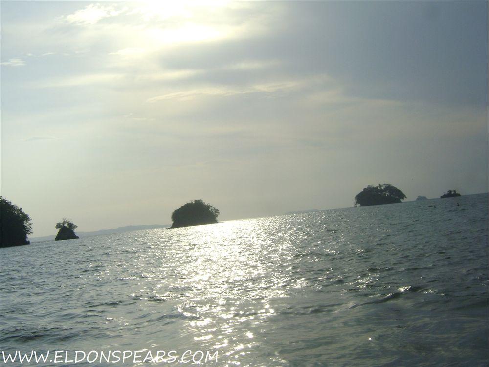 Remax real estate, Panama, Balboa - San Miguel, 350 HA Oceanfront on Isla del Rey