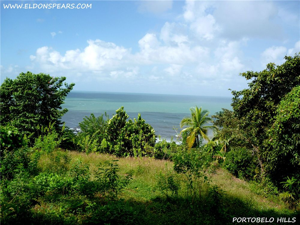 Remax real estate, Panama, Portobelo, 3.6 Ha - Portobelo Hills - Caribbean view