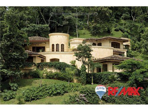 Remax real estate, Costa Rica, Santa Ana - Pozos, Villa Real Luxury Estate