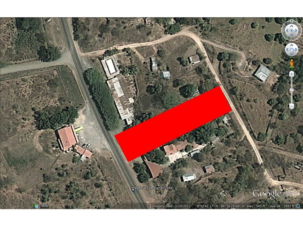 Remax real estate, Costa Rica, Orotina, DRASTICALLY REDUCED!! Comercial lot with house