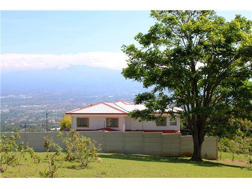 Remax real estate, Costa Rica, Escazú - San Antonio Escazú - Barrio Bebedero, On Top of Paradise---Dream lot!