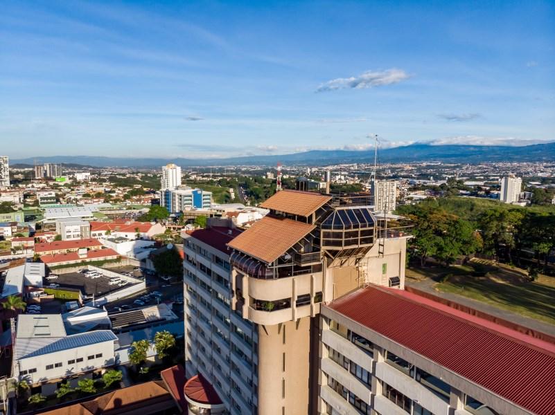 Remax real estate, Costa Rica, San José - Mata Redonda - Sabana Norte, La Sabana Unique Hotel Roof Top Penthouse unit