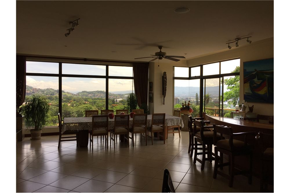 Remax real estate, Costa Rica, Escazú, Luxury Riverside PH Unit with 360 degree Views!!
