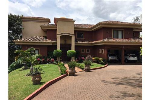 Remax real estate, Costa Rica, Santa Ana - Pozos, Exclusive Villa Real Home